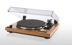Thorens TD 240-2 Turntable Walnut - Vinyl Revival - Fitzroy