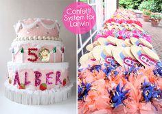 confetti system lanvin - Google Search