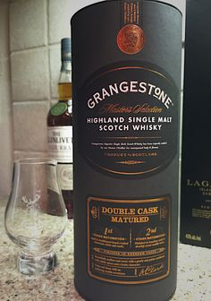 Grangestone Master's Selection - Double Cask Matured : Expectations not met