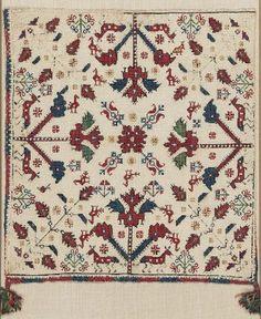 Bohemian Curtains, Bohemian Rug, Textile Patterns, Textile Art, Greek Design, Vintage Textiles, Embroidery Art, Fabric Art, Folk Art