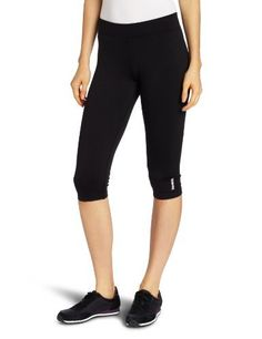 Reebok Women's RealFlex Cool Seamless Capri by Reebok. $41.25. Engineered ventilation. Seamless capri pant. 4 way stretch knitted construction. Play Dry technology. Internal Key pocket. Seamless capri with RealFlex construction : 4 way stretch knitted construction RealVent engineered ventilation, PlayDry. Internal key pocket. White Reebok logo at left knee. Fitted.