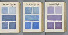 """A Boogert """"Libro del Color"""", 1692"""