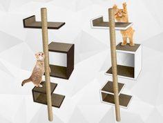 Cat tree DIY idea