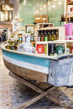 Els secrets del mediterrani  #restaurant #interiordesign