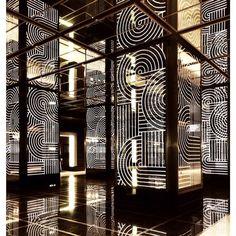 - Architecture and Home Decor - Bedroom - Bathroom - Kitchen And Living Room Interior Design Decorating Ideas - Interior Architecture, Interior And Exterior, Room Interior, Interior Design Instagram, Decoration Vitrine, Column Design, Window Graphics, Environmental Design, Retail Design