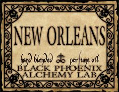 New Orleans. Reminiscent of hothouse blooms on a humid night, ripe, but touched with decay. Sweet honeysuckle and jasmine with a hint of lemon and spice.