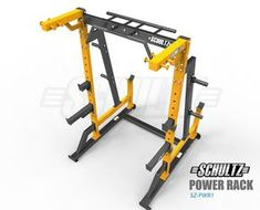 SCHULTZ POWER RACK SZPWR1