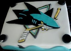 292 Best SAN JOSE SHARKS images in 2018 | Sharks, Shark cake ...