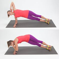 The 25 Best Exercises to Tone Your Abs (and None of the Moves Are Crunches)