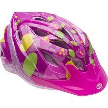 Bell - Rival Child Helmet 5+ (Fits head 52-56 cm) - Flower