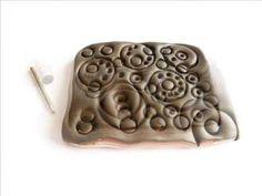 ▶ Polymer clay tutorial - Mokume Gane bracelet - YouTube