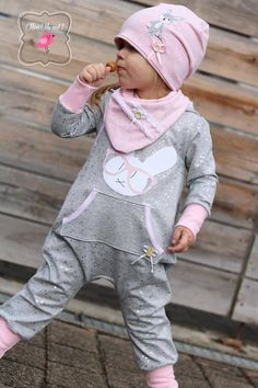 Oskar ♥ Overall von Gr. Toddler Outfits, Kids Outfits, Baby Couture, Baby Kind, Kind Mode, Overalls, Kids Fashion, How To Make, How To Wear