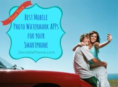 Tech Talk : Best Mobile Photo Watermark Apps for your Smartphones