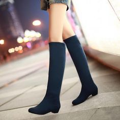 Buy '77Queen – Over-The-Knee Boots' at YesStyle.com plus more China items and get Free International Shipping on qualifying orders.