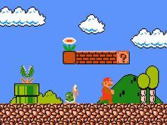 Retropelit - Super Mario Bros #retropelit