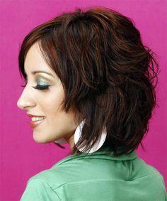 Casual Short Wavy New Hairstyles- next haircut?