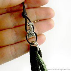 Airali design. Where is the Wonderland? Crochet, knit and amigurumi.: Gioielli in puro lino