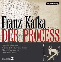 Der Process, 17 Audio-CDs - Kafka, Franz