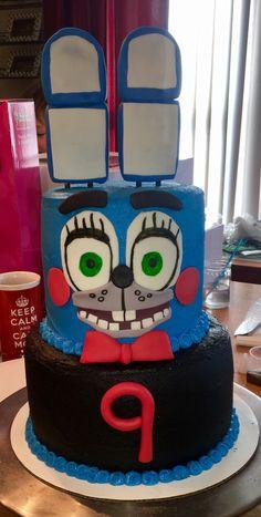 Five nights sat Freddie's cake