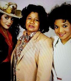 LaToya, Katherine & Janet Jackson Janet Jackson Son, Janet Jackson Velvet Rope, Jackson Family, Jackson 5, Black Is Beautiful, Beautiful People, Beautiful Women, Janet Jackson Unbreakable, Coloured People