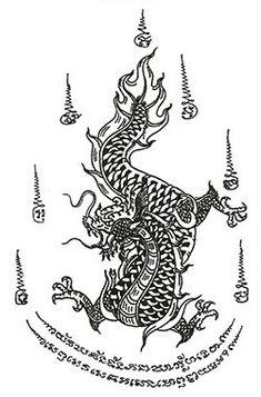 Sak Yant designs & meanings | Thai Tattoo Bangkok Ink Tattoo Studio