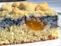 Mohn-Streusel-Aprikosenkuchen (zum Vergößern bitte Klicken)