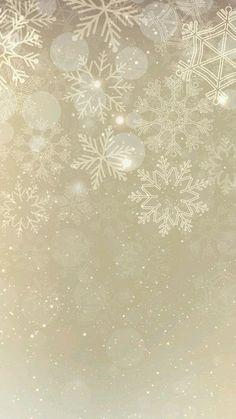 Gold snowflake iPhone wallpaper: Source by mounyjo