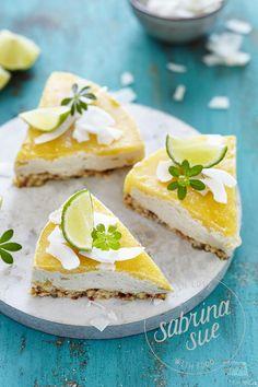... raw mango coconut cake ...