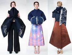 ArtEZ en Zuiderzeemuseun openen 21 mei tentoonstelling Mode en De Zee. #fashiondesign #ArtEZ