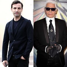 Louis Vuitton Taps Karl Lagerfeld - The designer joins five other visionaries for an exciting new project