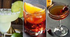 Klassiska och enkla cocktails – recept
