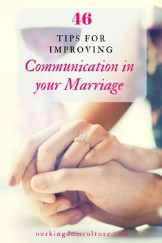 Are you suffering from communication problems in a marriage? Find some easy ways to solve your marriage communication problems Marriage Goals, Successful Marriage, Saving A Marriage, Marriage Relationship, Love And Marriage, Strong Marriage, How To Save Marriage, Christian Marriage Advice, Christian Marriage Counseling