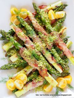 Tuna, Pasta Salad, Asparagus, Grilling, Food And Drink, Fish, Vegetables, Ethnic Recipes, Kitchen