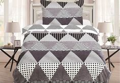 Oblieček Mikrovlákno a Mikroflanel Trion grey, i-matrace. Quilts, Blanket, Grey, Home, Gray, Quilt Sets, Ad Home, Blankets, Homes