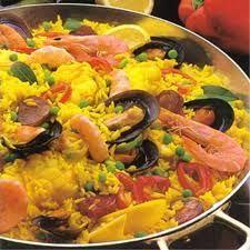 O Chefe Tuga - Receitas de Culinária: Paella à Valenciana