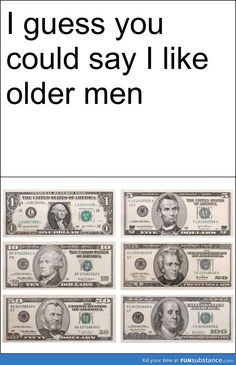I like older men, yes I do! LOL Especially Ben I would love lots lots of Ben! Funny Quotes, Funny Memes, Hilarious, Life Quotes, Youre My Person, Lol, I Love To Laugh, Older Men, Look At You