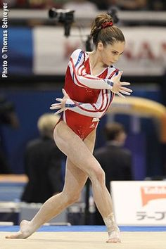 McKayla Maroney - at the 2011 she pulled an individual gold on vault in her first international competition. Do you think she'll be one of the London 5?