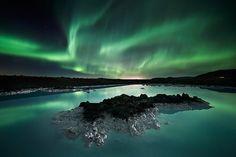 Blue Lagoon by Jón Óskar., via Flickr