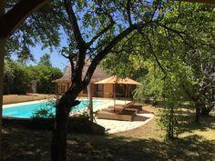 Pittoresk vakantie huis daterend uit 1700 met groot zwembad€239.000