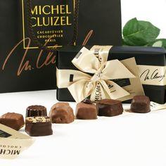 Ballotin Box of Chocolates by Michel Cluizel (6 ounce)