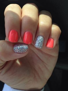 fun summer nails!