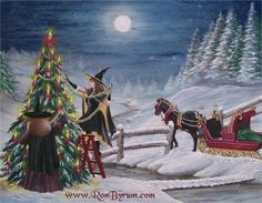 Witchy Solstice
