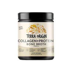 Terra Origin Collagen And Protein Bone Broth Powder Vanilla - Weight Loss Workout Plan, Weight Loss Challenge, Weight Loss Meal Plan, Weight Loss Program, Weight Loss Transformation, Weight Lifting, Bone Broth Powder, Adele Weight, Collagen Protein