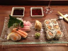 Alex Sushi / Pricey sushi place