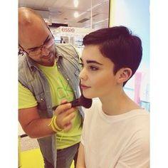virnotstranger - from Instagram #shorthair #hairstyles