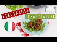 Italiaanse gehaktballen (+video) - Lekker en Simpel