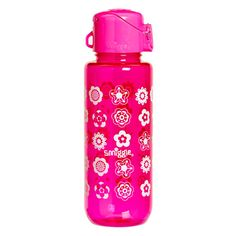 B2s Straight Bottle from Smiggle - flower