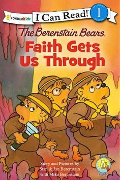 Kids e-Book Sale: The Berenstain Bears, Faith Gets Us Through Reader ~ 99 cents! {read it on your iPad, Kindle, Phone or Computer!} #ebooks #thefrugalgirls