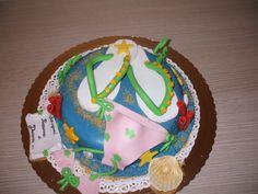 cake cioccolato e fragole
