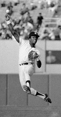 Willie Randolph, Second Base